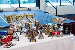 MCSA Presentation Night 2015