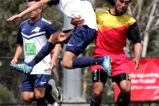 MCSA U-Nite Cup 2015